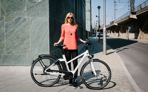 Kalkhoff e-Bike Include 2017
