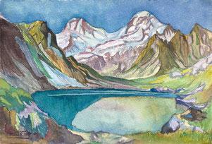 Nr.2119   Bergsee