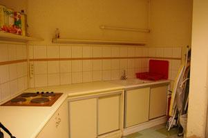 Cuisine (avec petite salle)