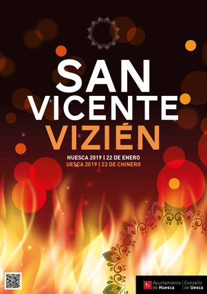 Fiestas San Vicente Huesca 2018