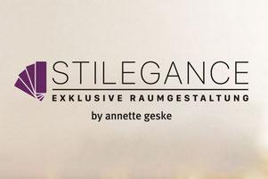 Logo STILEGANCE – Exklusive Raumgestaltung by annette geseke