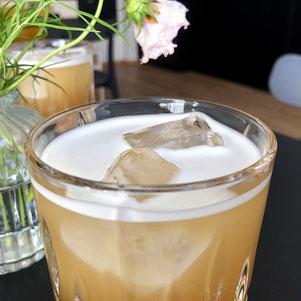 Nitro Coffee Leaf Kaffeespezialität im Café K&K