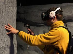 Virtual Reality trifft die echte Welt: im LEAVR Leipzig - immerwiederleipzig