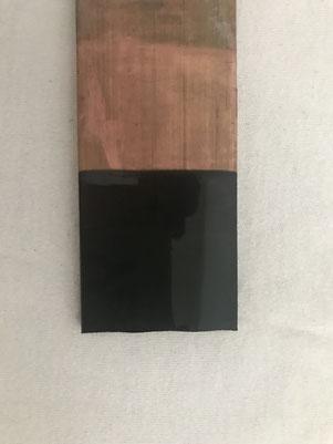 Anneritore Brunitore nero scuro brunitura per Ferro, Rame, Ottone e sue leghe