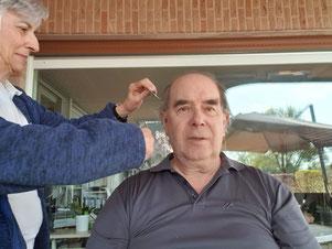 Haarschnitt in Corona-Zeiten
