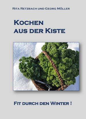 Cover vorn: Kochen aus der Kiste - Fit durch den Winter