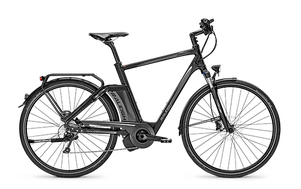 Raleigh Ashford mit Impulse EVO e-Bike Antrieb