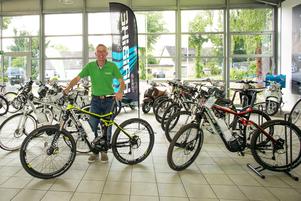 e-motion e-Bike Shops Probefahrt