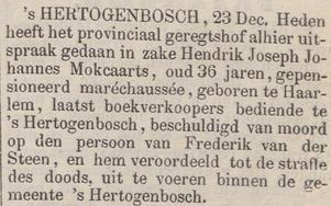 De Tijd : godsdienstig-staatkundig dagblad 25-12-1869