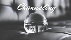 Channeling, Channel, Medium, Channeln