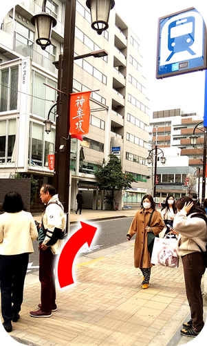 Shinjuku-Kagurazaka-therafit-body-care-waseda-street-directions-to-the-store
