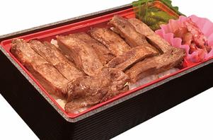 肉厚牛たん弁当(上)
