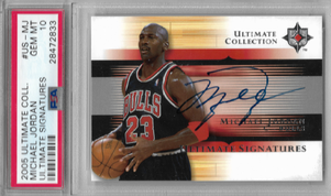 MICHAEL JORDAN / Ultimate Signatures