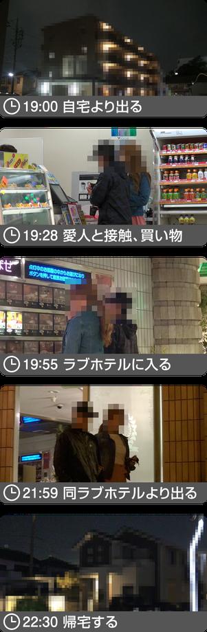三重県の探偵による浮気尾行調査