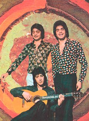 Los Chichos  Hoy igual que ayer  (1978)