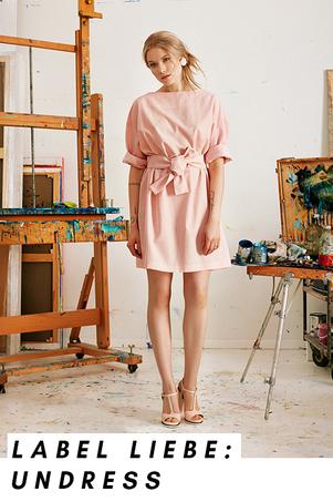 Stück aus Kollektion des Slow-Fashion-Labels Undress auf Litauen