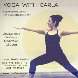 vinyasa yin yoga meditation qi gong  islington camden london