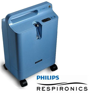 concentrador de oxigeno everflo respironics philips