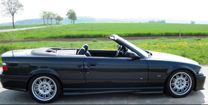 BMW E 36 Cabrio Beispielfoto