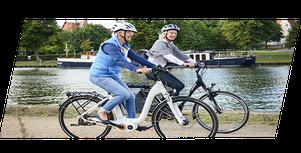 Sauter Hundersingen E-Bikes Laufzeit