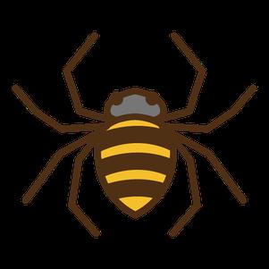 クモの巣除去、駆除のクモの巣バリアコーティング