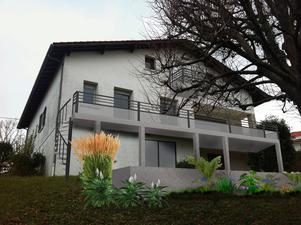 Déclaration préalable de travaux modification façades maison