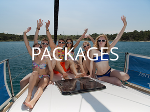 Cruise-Packages for your ideal sailing holiday