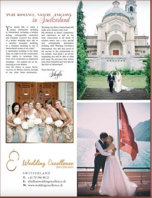 Best Wedding Planner in Switzerland
