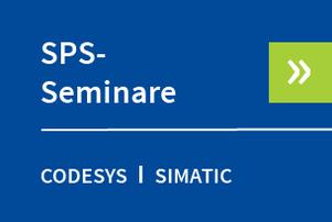 SPS-Seminare / CODESYS, SIMATIC
