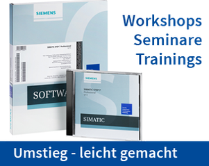 Workshops + Trainings rund um das TIA Portal