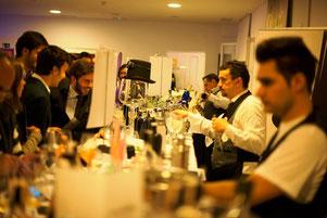 ギア・ペニン、第5回サロン・デ・プレミアム蒸留酒、第3回サロン・デ・カクテル開催 (www.vinetur.com)