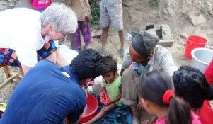 Nepal,Kinder,Medizin,Medikamente,Spenden