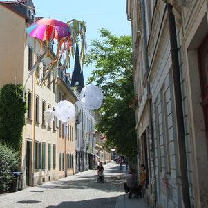 Auch in der Stadt ist es schön :-)