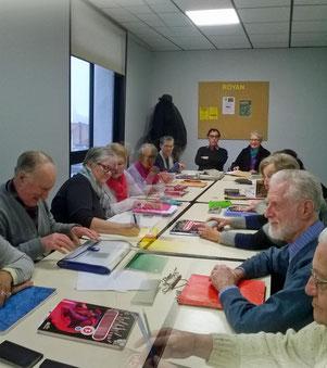 Atelier d'espagnol à Royan