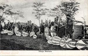 Guerrieri Kikuyu
