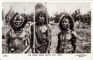 Guerrieri Maasai