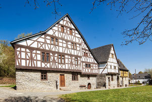 House from Enkirch with Viniculture Exhibition