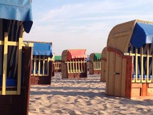 strandkörbe timmendorfer strand