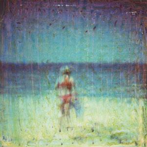 "Abb. ""Am Meer"", 2014, 60 x 60 cm"