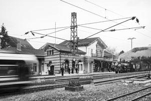 """Abb. """"Bahnhof Achim"""", 2017"""
