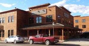 Rough Riders Hotel, Medora, North Dakota