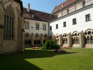 ハイリゲンクロイツ修道院
