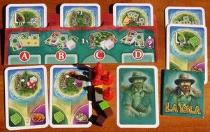 Spieler-Etui mit Aktionskarten