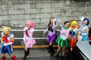 Mädchen, Kostüm, Manga, Anime, Japan, Tokio