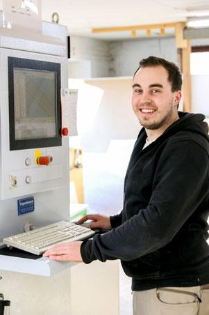 Carsten Fuseller, 21 aus Harsefeld
