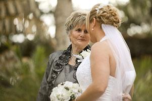 engste Familie, Hochzeit, kleiner Kreis