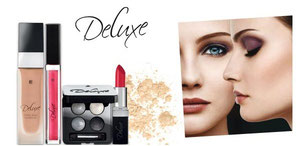 La gamme L.R. DELUXE looks originaux et glamour.  Un produit particulier pour un effet longue durée et haute tenue.