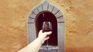 Una de las históricas 'ventanas del vino', reabierta en un local en Florencia, Italia. Foto: instagram.com/buchettedelvino