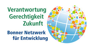 Logo des Bonner Netzwerks für Entwicklung