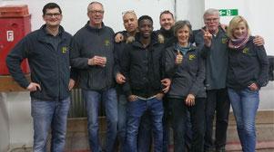 LBC 1:Tonio,Frank,Tarek,Oscar,Mark,Petra,Reinhard,Eddi...